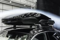 Cofre portaequipajes Porsche