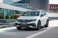 Volkswagen Tiguan Allspace 2021 vista delantera