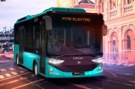Autobus eléctrico Barcelona-Madrid