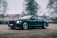 Prueba del Bentley Flying Spur V8