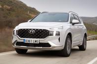 Prueba Hyundai Santa Fe Híbrido Eléctrico