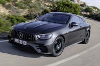 Prueba del Mercedes-AMG E 53 4MATIC+ Coupé