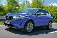 Prueba Nissan Qashqai 2021