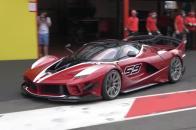 Ferrari FXX-K Evo circuito