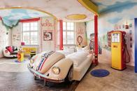 Hotel V8 dedicado al automóvil en Alemania
