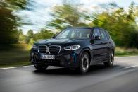 El nuevo BMW iX3 ya tiene precio en España