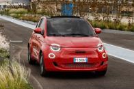 Nuevo Fiat 500 (RED): una serie especial y solidaria para toda la familia 500