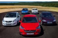 5 frikadas del Opel Corsa que pocos conocen