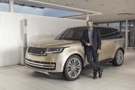 Galería nuevo Range Rover 2022