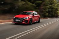 Prueba Audi RS 3 2022