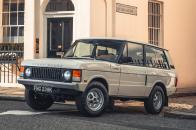 Range Rover Classic Restomod