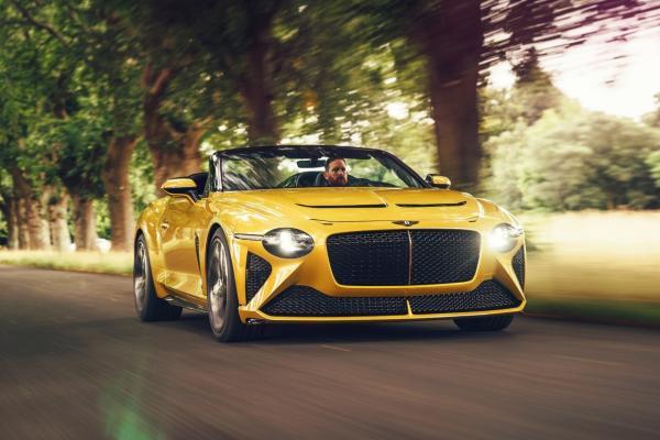 La increíble historia del Bentley Bacalar