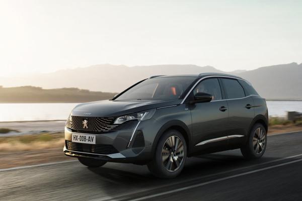 Prueba Peugeot 3008 apertura