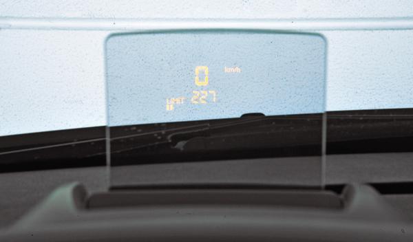Peugeot 5008 2.0 HDi 'display'