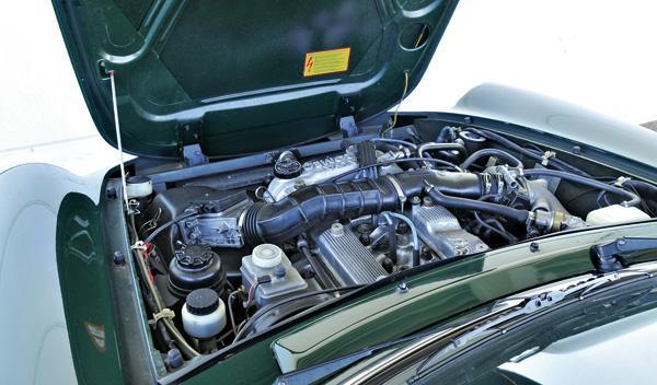 Alfa Spider motor