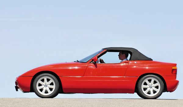 BMW Z1 capota