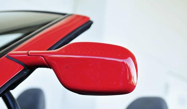 BMW Z1 espejo