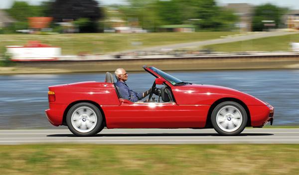 BMW Z1 lateral