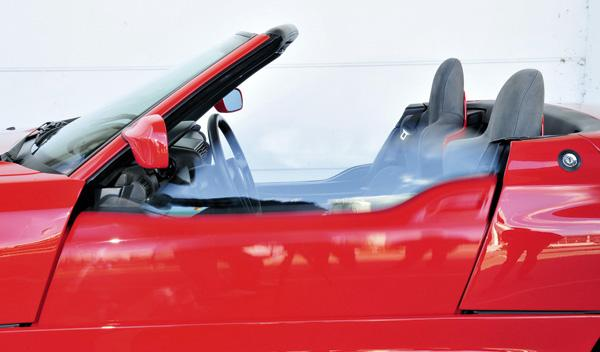 BMW Z1 puertas