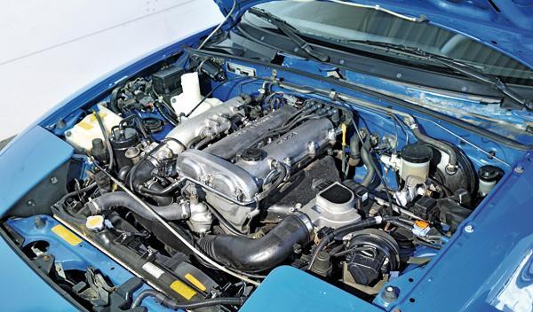 Mazda MX-5 motor