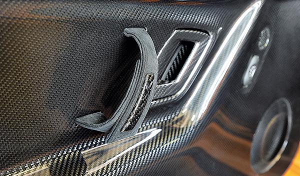 Lamborghini Gallardo Superleggera tirador