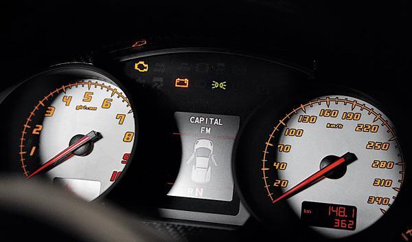 Lamborghini Gallardo Superleggera relojes