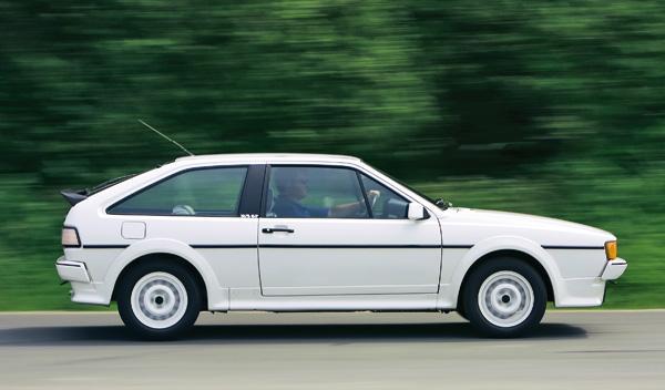 Volkswagen Scirocco II lateral