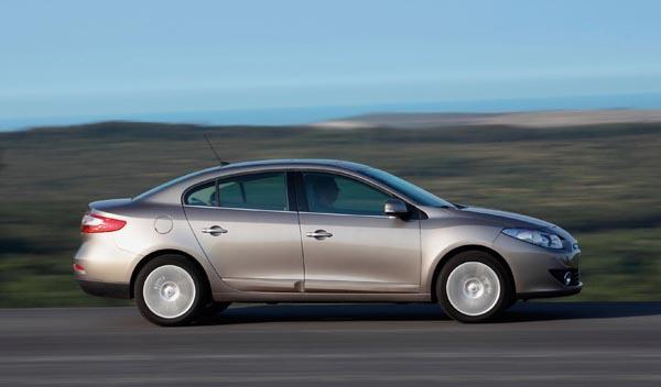 Fotos: Renault apuesta por una nueva berlina con el Fluence