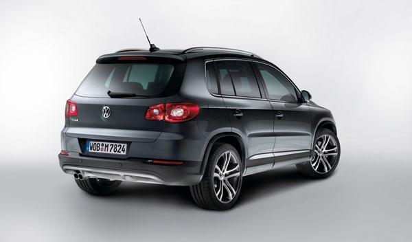 Fotos: Un Volkswagen Tiguan más exclusivo: Track & Avenue
