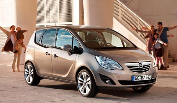 Fotos: Nuevo Opel Meriva: moderno y versátil