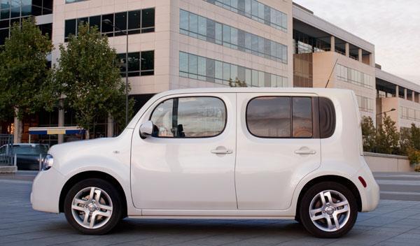 Fotos: Llega el Nissan más cuadrado: el Cube