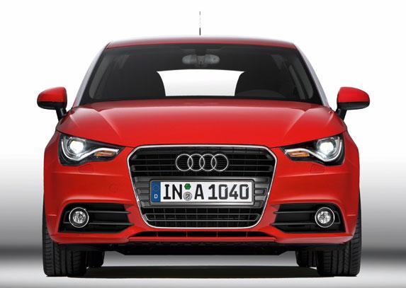 Fotos: El benjamín de la familia: Audi A1