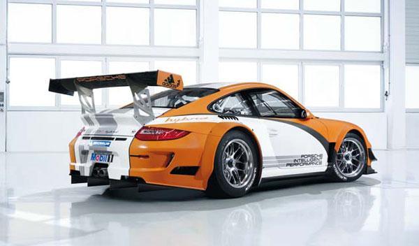 Fotos: Porsche 911 GT3 R Hybrid: al asalto de Nürburgring