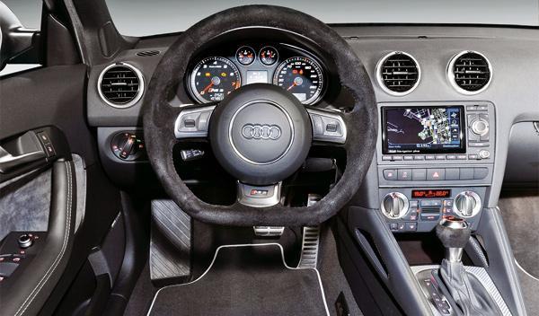 Fotos: AUTOBILD prueba el Audi RS 3: el más potente de su historia