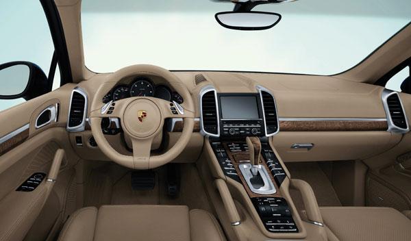 Fotos: El nuevo Porsche Cayenne y su versión híbrida debutarán en Ginebra