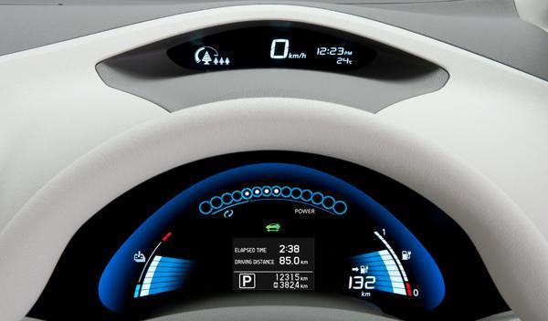 Fotos: El Nissan Leaf llega con nuevos aires