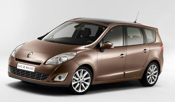 Fotos: Nuevo Renault Scénic con TDT de serie