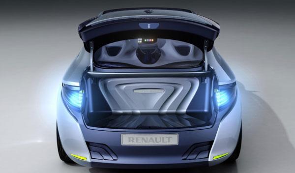 Fotos: Renault Fluence Z.E., una berlina 100% eléctrica