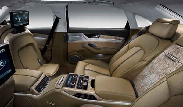 Fotos: Audi A8 L: lujo en talla XXL