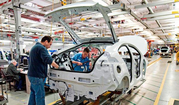 Fotos: El Opel Ampera da un nuevo paso hacia su producción