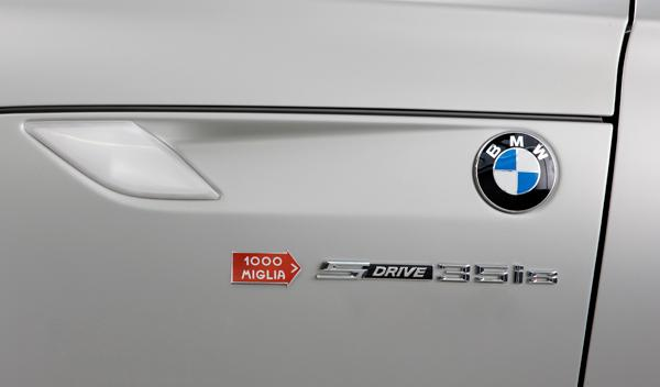 Fotos: BMW celebra su victoria en la Mille Miglia con una edición especial del Z4