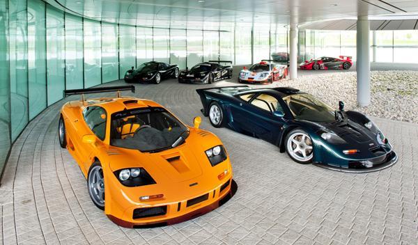 Fotos: El McLaren F1 celebra sus 20 años