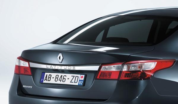 Fotos: Renault Latitude: novedades de gama alta