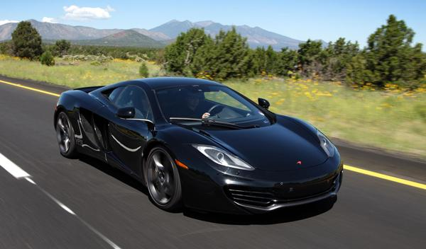 Fotos: McLaren anuncia los precios del MP4-12C en Europa