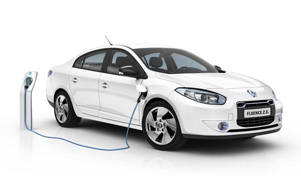 Fotos: Renault Fluence Z.E.: movilidad sostenible