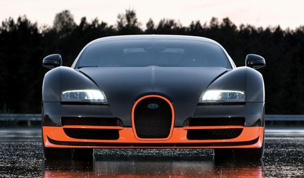 Fotos: El Bugatti Veyron, un coche de récord