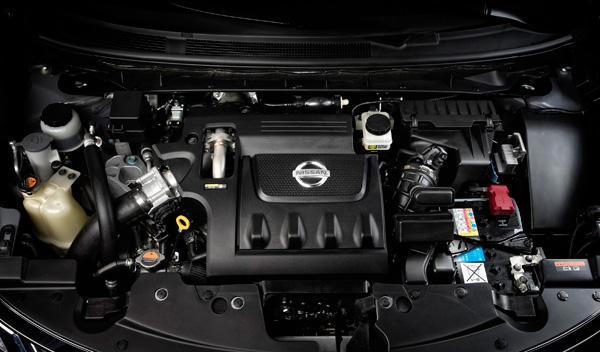 Fotos: Un motor diésel para el Nissan Murano