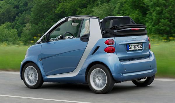 Fotos: El nuevo Smart Fortwo ya tiene precios