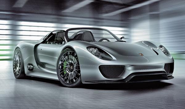 Fotos: Luz verde al Porsche 918 Spyder
