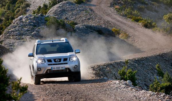 Fotos: El Nissan X-Trail llega con nueva cara